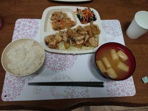 さくら咲株式会社グループホームの食事