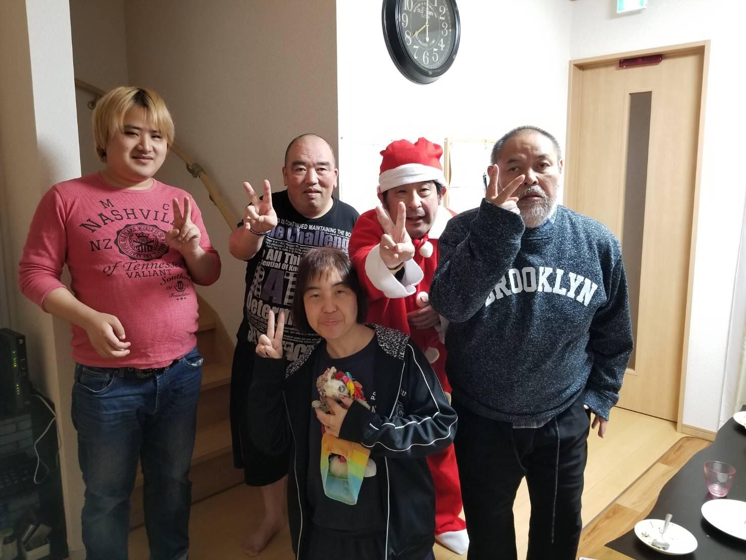 クリスマス会(2018)