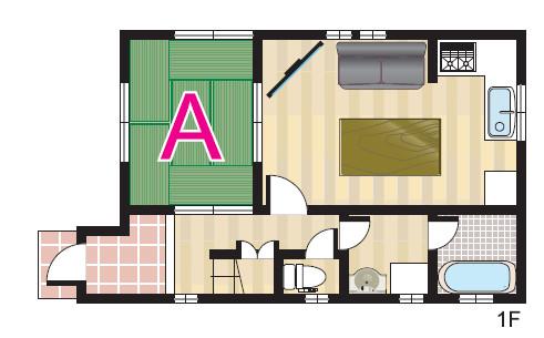 さくら3号店(幸)1階